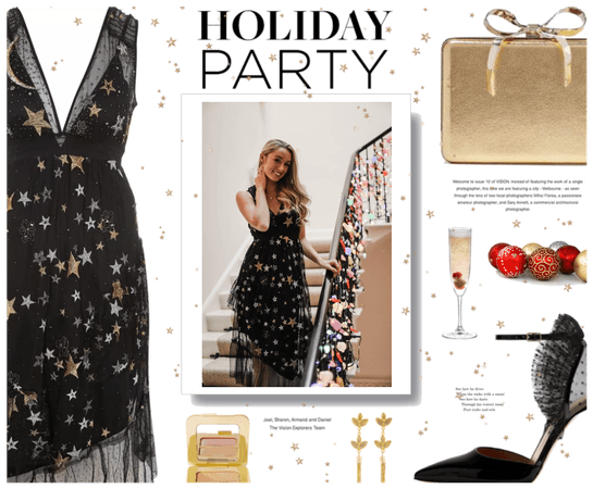 ✨ Holiday Party Look #1 ✨