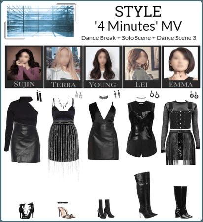 STYLE '4 Minutes' MV Dance Scene 3