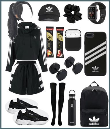Adidas black-girl!!