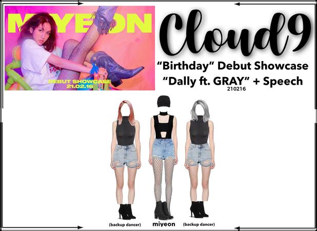 Cloud9 (구름아홉)   Birthday Showcase   210216