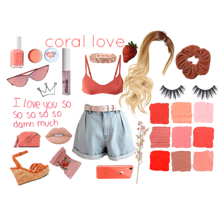 love in coral