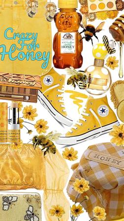 crazy for honey