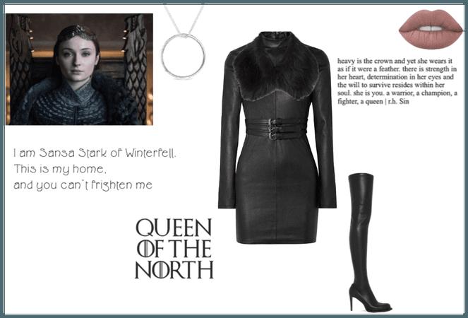 Modern Day Sansa Stark
