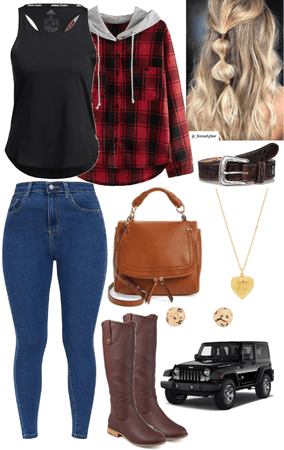 Country girl step