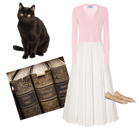 Bewitched inspired outfit