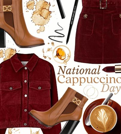 FALL 2020: Cappuccino Day