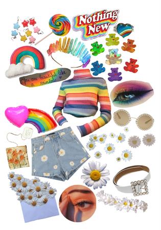 Daisy Rainbow magic