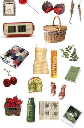 picnic date 💛