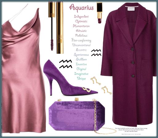 Aquarius Purple