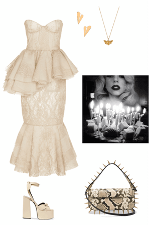 HDB Lady Gaga Outfit #2