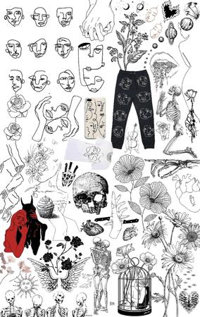sketch extras