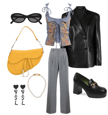 Streetstyle Inspired Outfit!