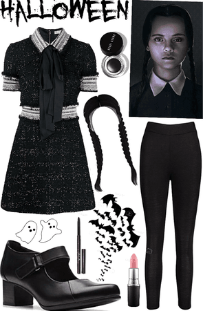 Wednesday Addams Halloween Movie
