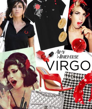 Amy Winehouse - Virgo
