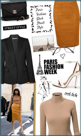 PARIS FW STREET STYLE