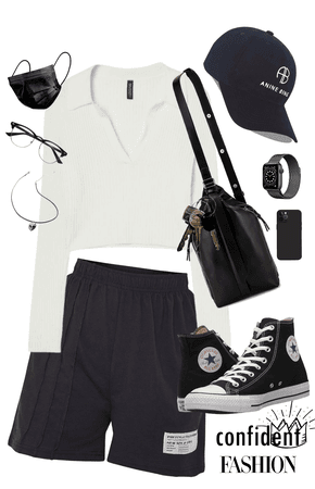 cool and cute #coolgirl #minimalstyle