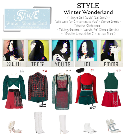 STYLE 'Winter Wonderland' Christmas Special