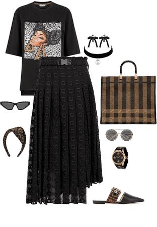 Black Fendi