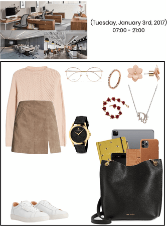 Tuesday | HYBE • Office