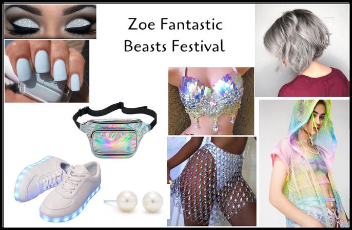 Zoe Fantastic Beasts Festival