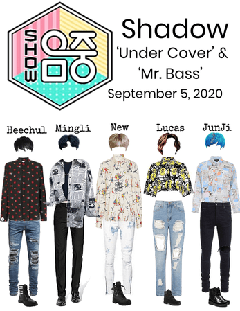Shadow Show! Music Core 'Under Cover' & 'Mr. Bass'
