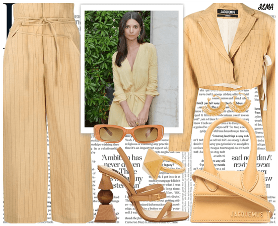 Jacquemus Outfit