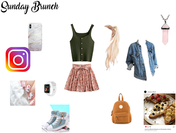 Brunch outfit