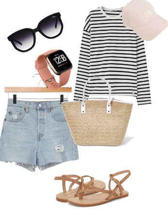 Hangout Beach Outfit