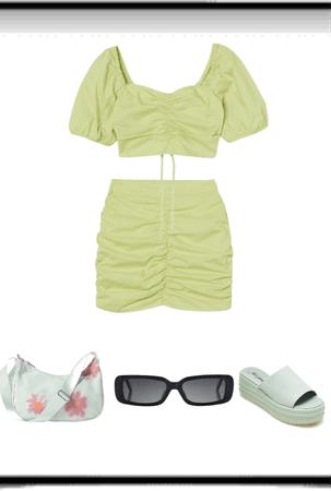green sas