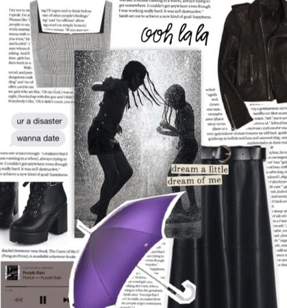 Dance On The Rain