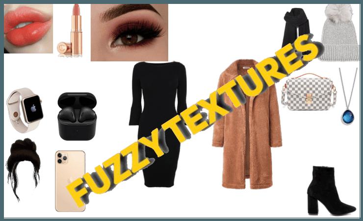 Fuzzy Texture Challenge