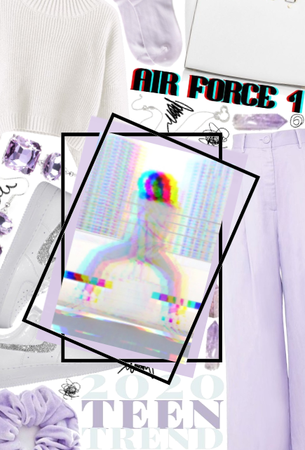 2020 TEENS TREND: Air Force 1
