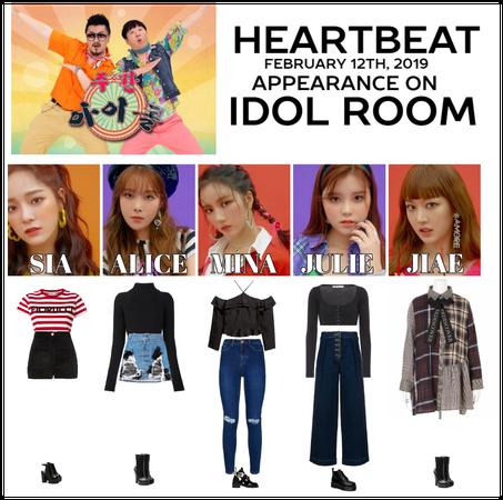[HEARTBEAT] IDOL ROOM