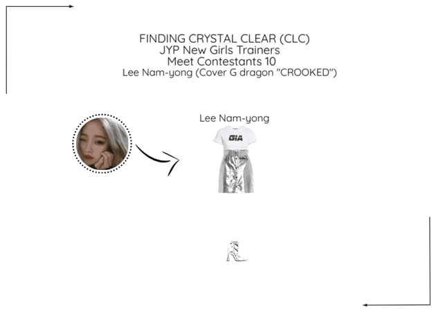 """Lee Nam-yong (Cover G dragon """"CROOKED"""")"""