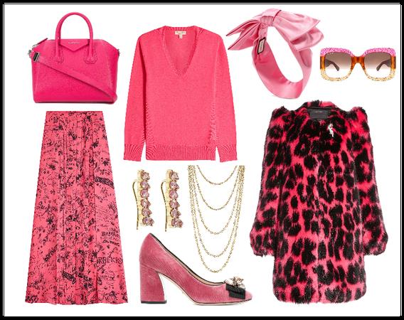 its pink b*tch