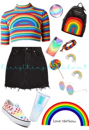 everything Rainbow 🌈 !!!