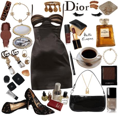 Dior woman