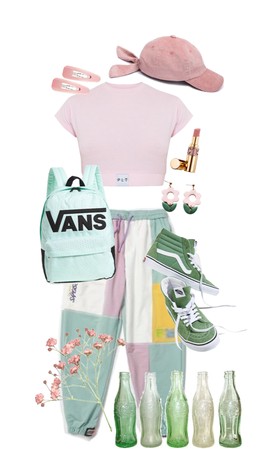 Pastel Joggers and Top!