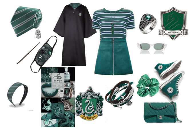 look  slytherin