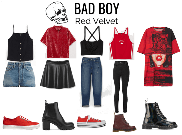 bad boy red velvet