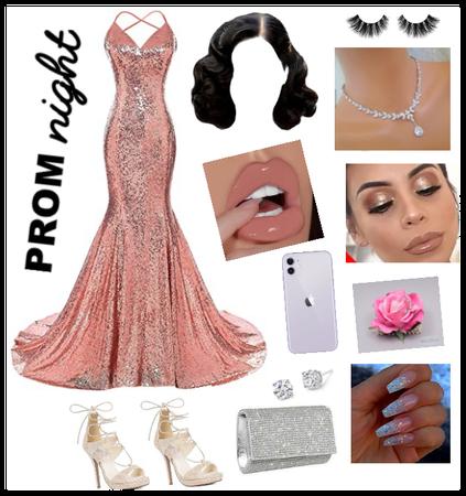 Prom night 😆💕