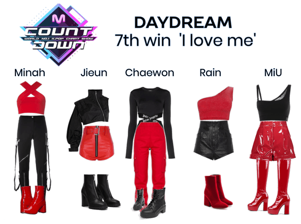 Daydream 7th win stage