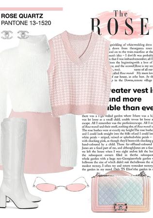 sweater vest!🤍