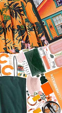 Tropical Skirt 2020