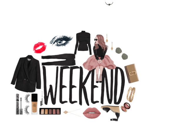 Weekend Outfit φ
