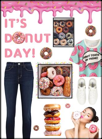 National Doughnut Day🍩