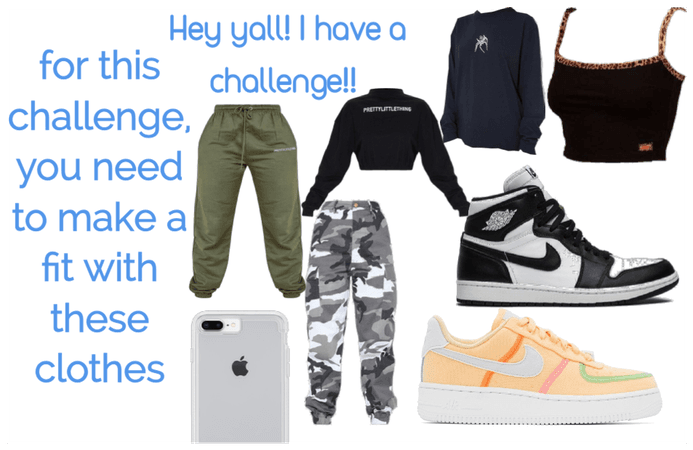 #challenge!! comment ¨im in¨ to join!!