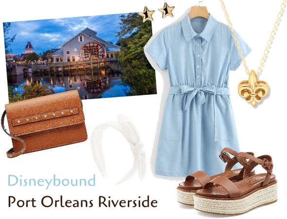 Port Orleans Riverside Disneybound