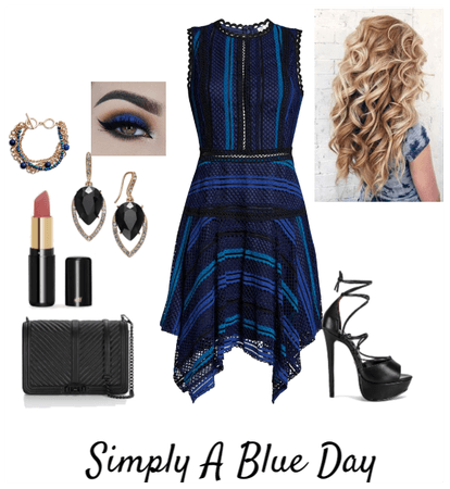 Simply A Blue Day