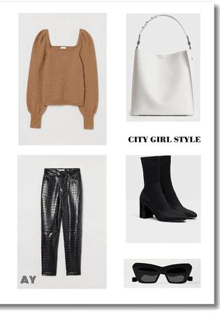 City girl style💋